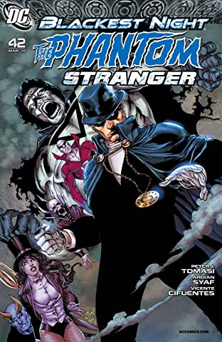 The Phantom Stranger #42
