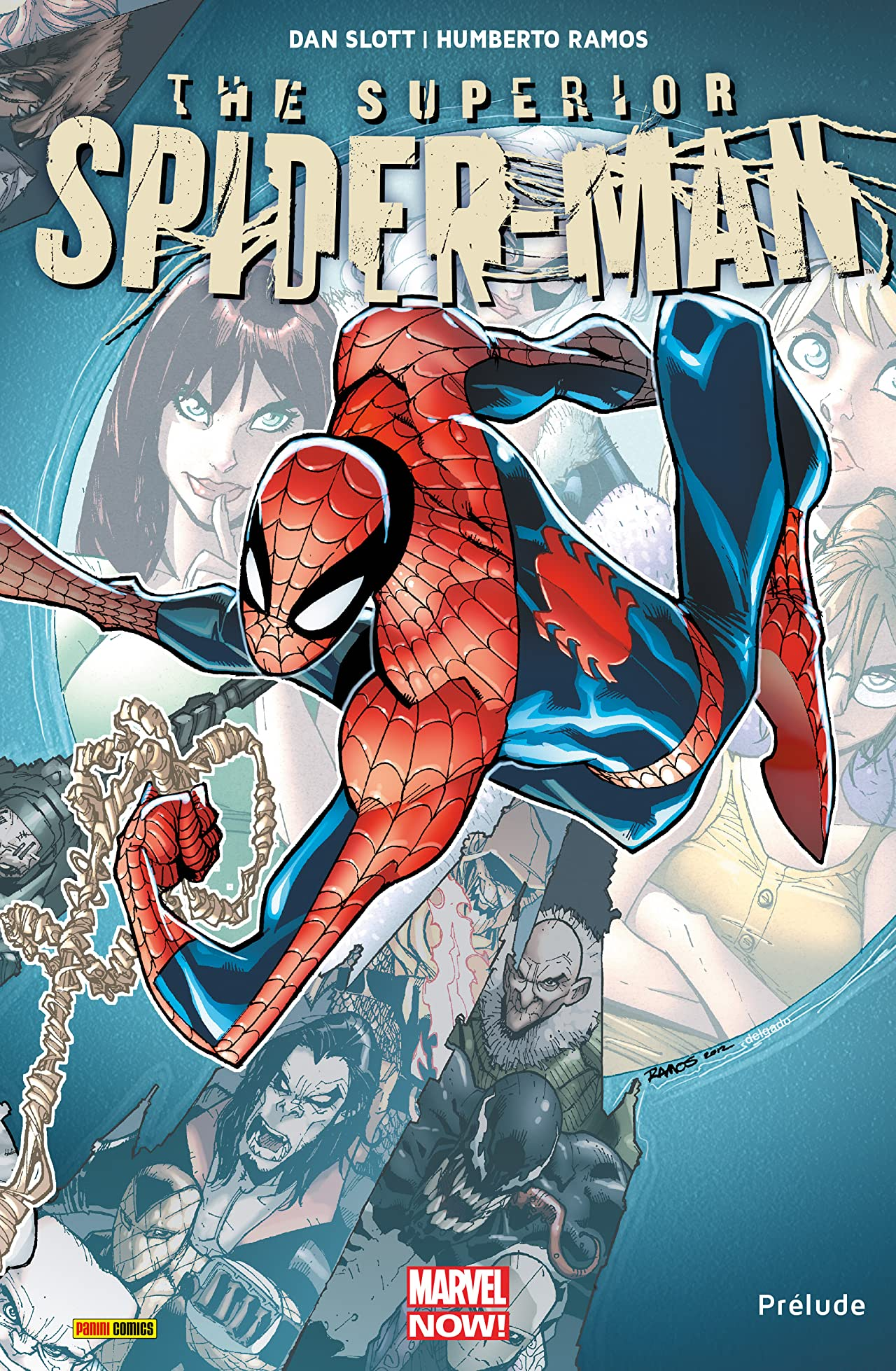 Superior Spider-Man: Prélude