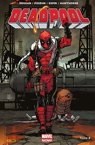 Deadpool Vol. 8: La mort de Deadpool