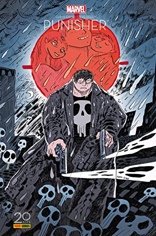 20 Ans Panini Comics Vol. 7: Punisher - Sale Boulot