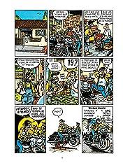 Je veux une Harley Vol. 5: Quinquas Requinqués