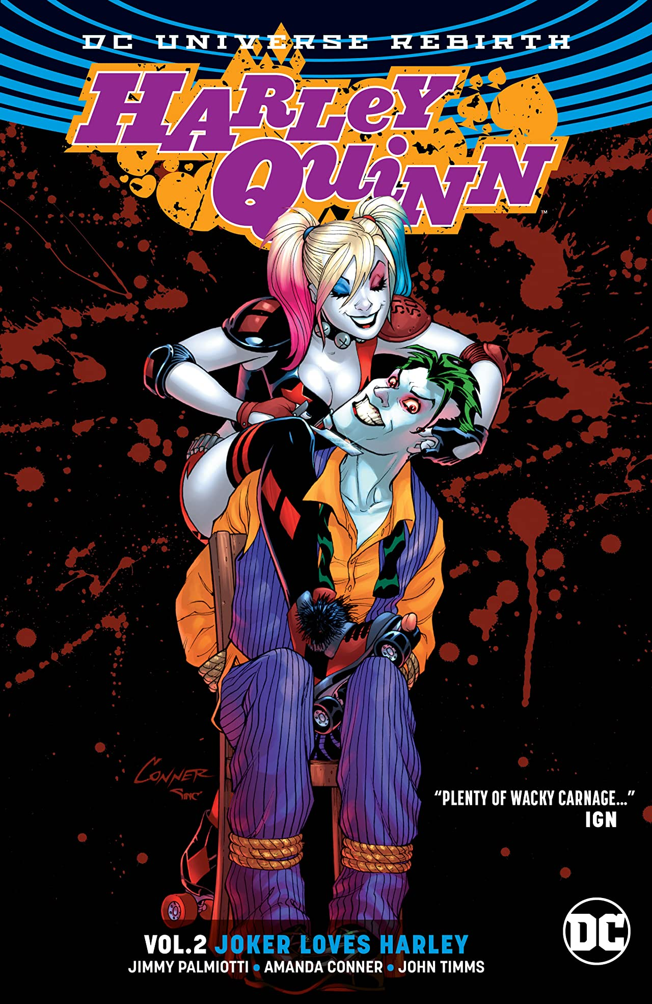 Harley Quinn (2016-) Vol. 2: Joker Loves Harley