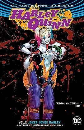 Harley Quinn (2016-) Tome 2: Joker Loves Harley
