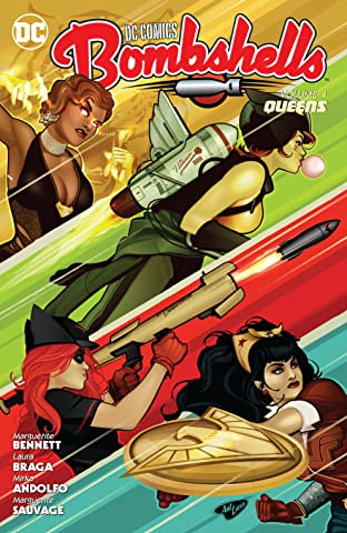 DC Comics: Bombshells (2015-2017) Vol. 4