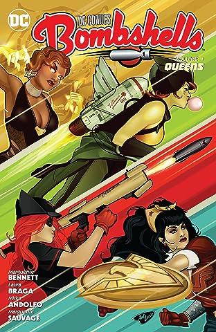 DC Comics: Bombshells (2015-2017) Tome 4
