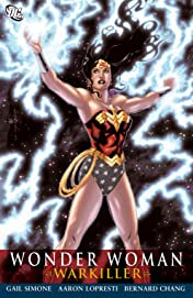 Wonder Woman: Warkiller