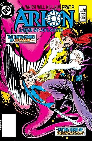 Arion, Lord of Atlantis (1982-1985) #35