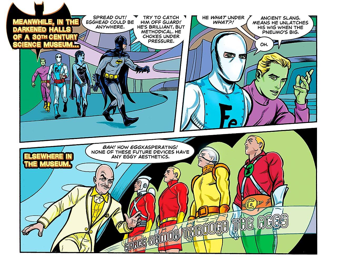 Batman '66 Meets the Legion of Super-Heroes (2017) #2