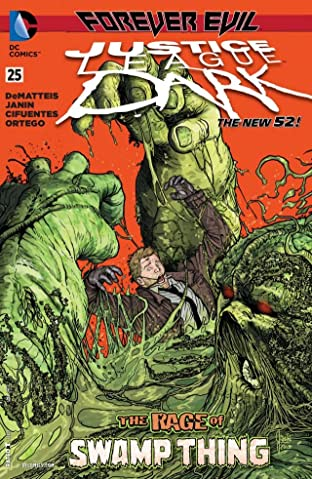 Justice League Dark (2011-2015) #25