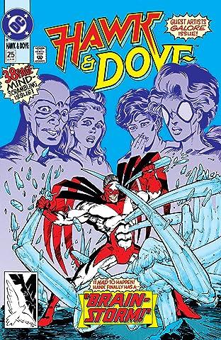 Hawk and Dove (1989-1991) #25