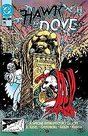 Hawk and Dove (1989-1991) #26