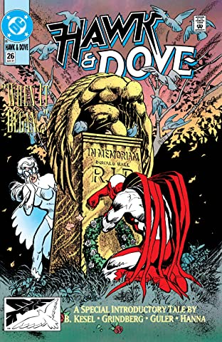 Hawk and Dove (1989-1991) #26