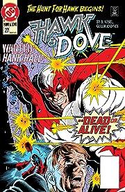 Hawk and Dove (1989-1991) #27