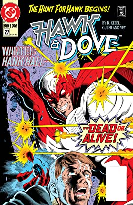 Hawk and Dove (1989-1991) #27
