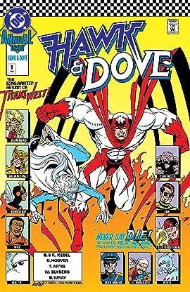 Hawk and Dove (1989-1991) Annual #1