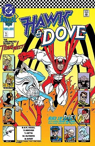 Hawk and Dove (1989-1991) Annual No.1