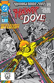 Hawk and Dove (1989-1991) Annual #2
