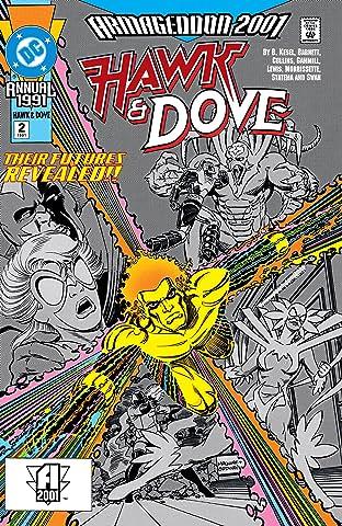 Hawk and Dove (1989-1991) Annual No.2