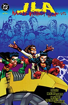 JLA: World Without Grown-Ups (1998) #1