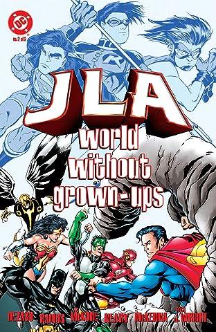 JLA: World Without Grown-Ups (1998) #2