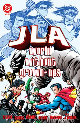 JLA: World Without Grown-Ups (1998) #2