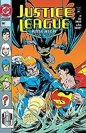 Justice League America (1987-1996) #66