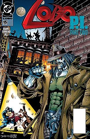 Lobo (1993-1999) #15