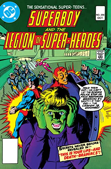 Superboy and the Legion of Super-Heroes (1949-1979) #256