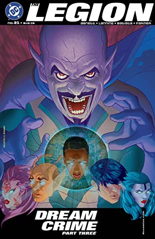 The Legion (2001-2004) #21