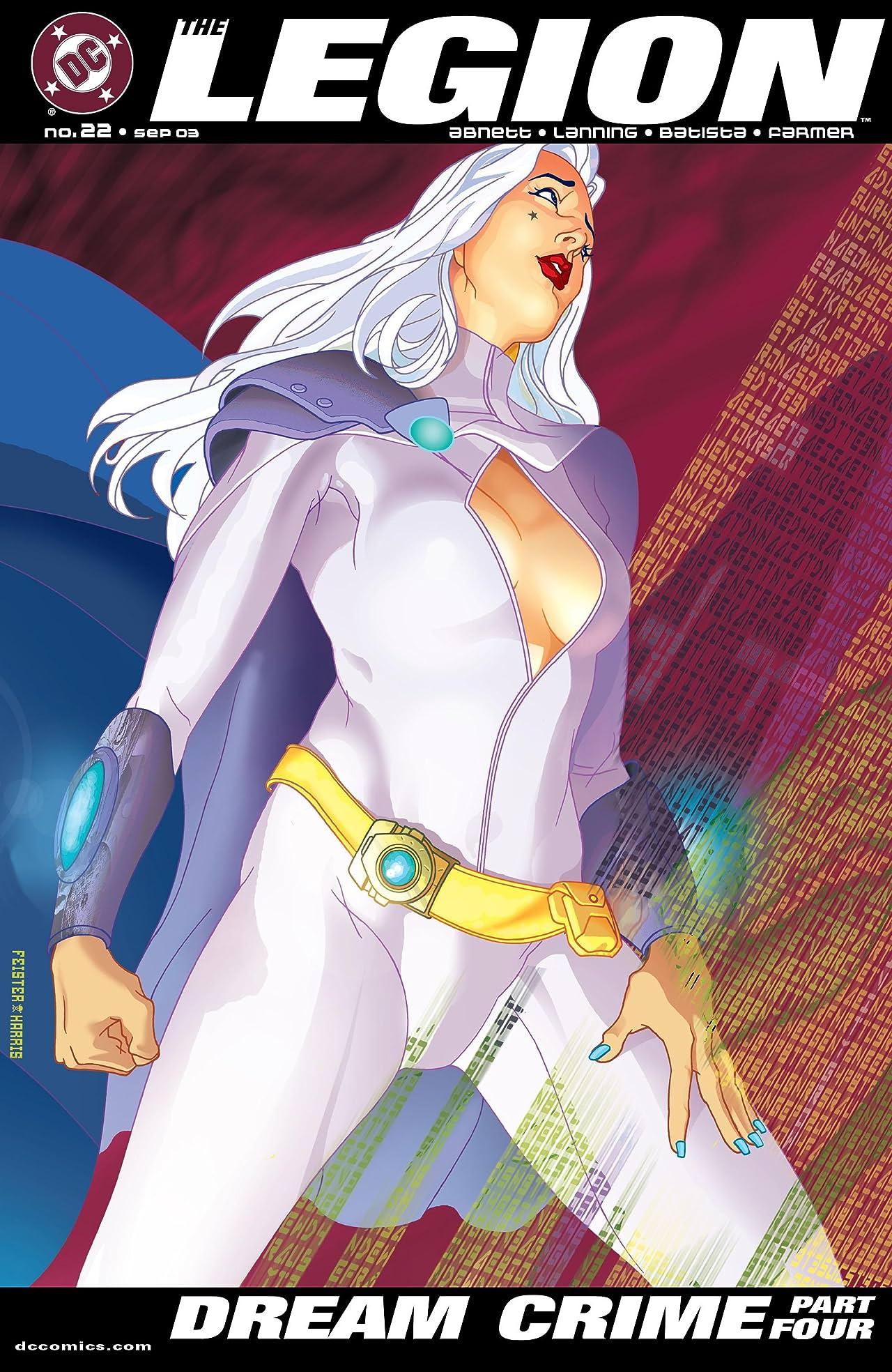 The Legion (2001-2004) #22