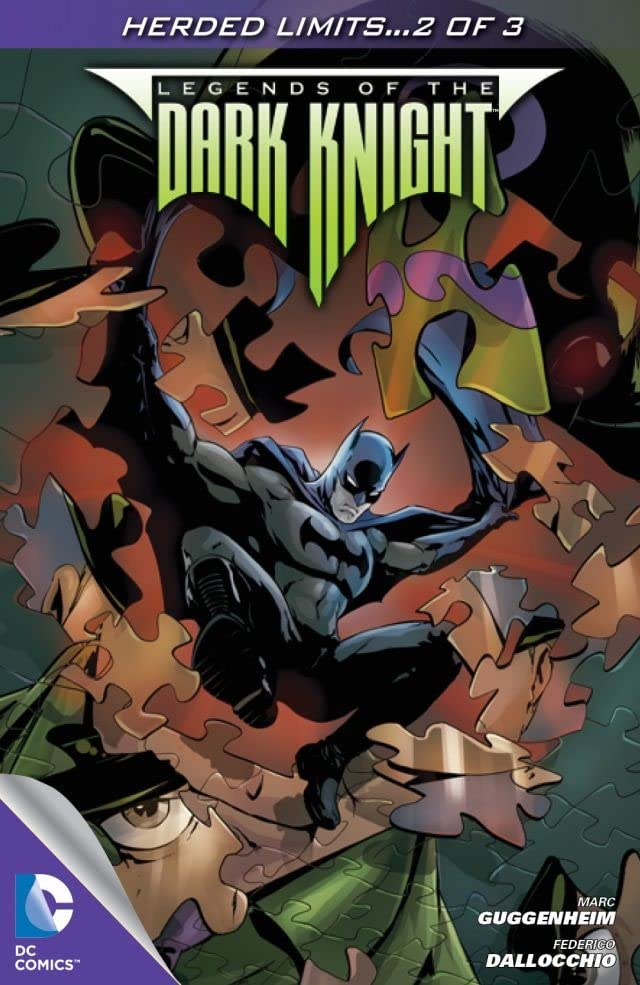 Legends of the Dark Knight (2012-2015) #78