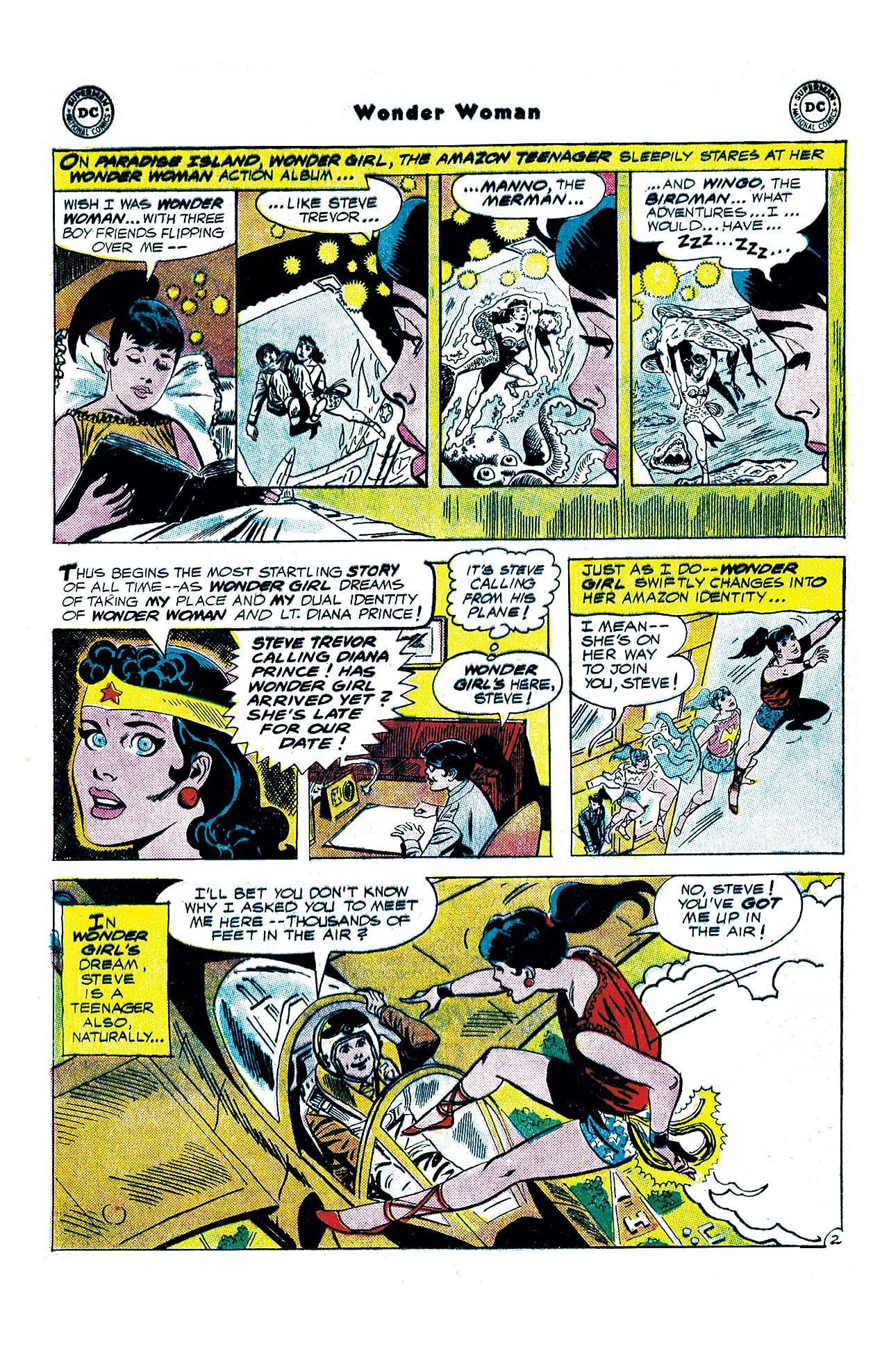 Wonder Woman (1942-1986) #151