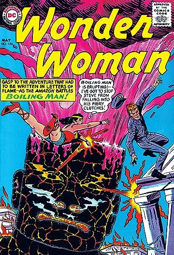 Wonder Woman (1942-1986) #154