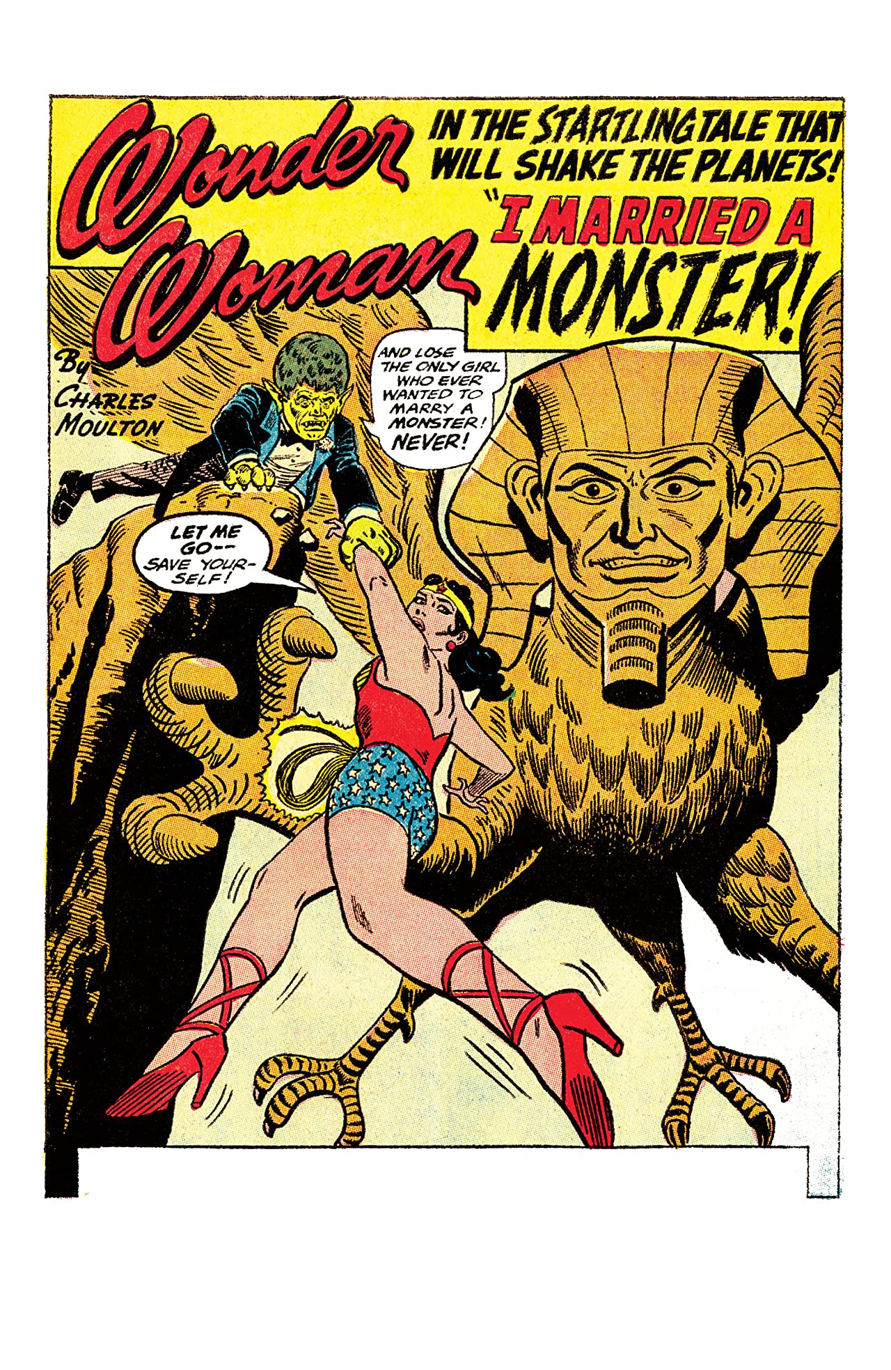 Wonder Woman (1942-1986) No.155