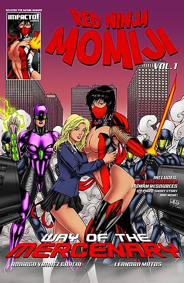 Red Ninja Momiji Vol. 1: Way of the Mercenary