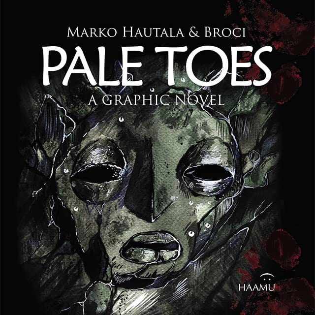 Pale Toes - A Graphic Novel