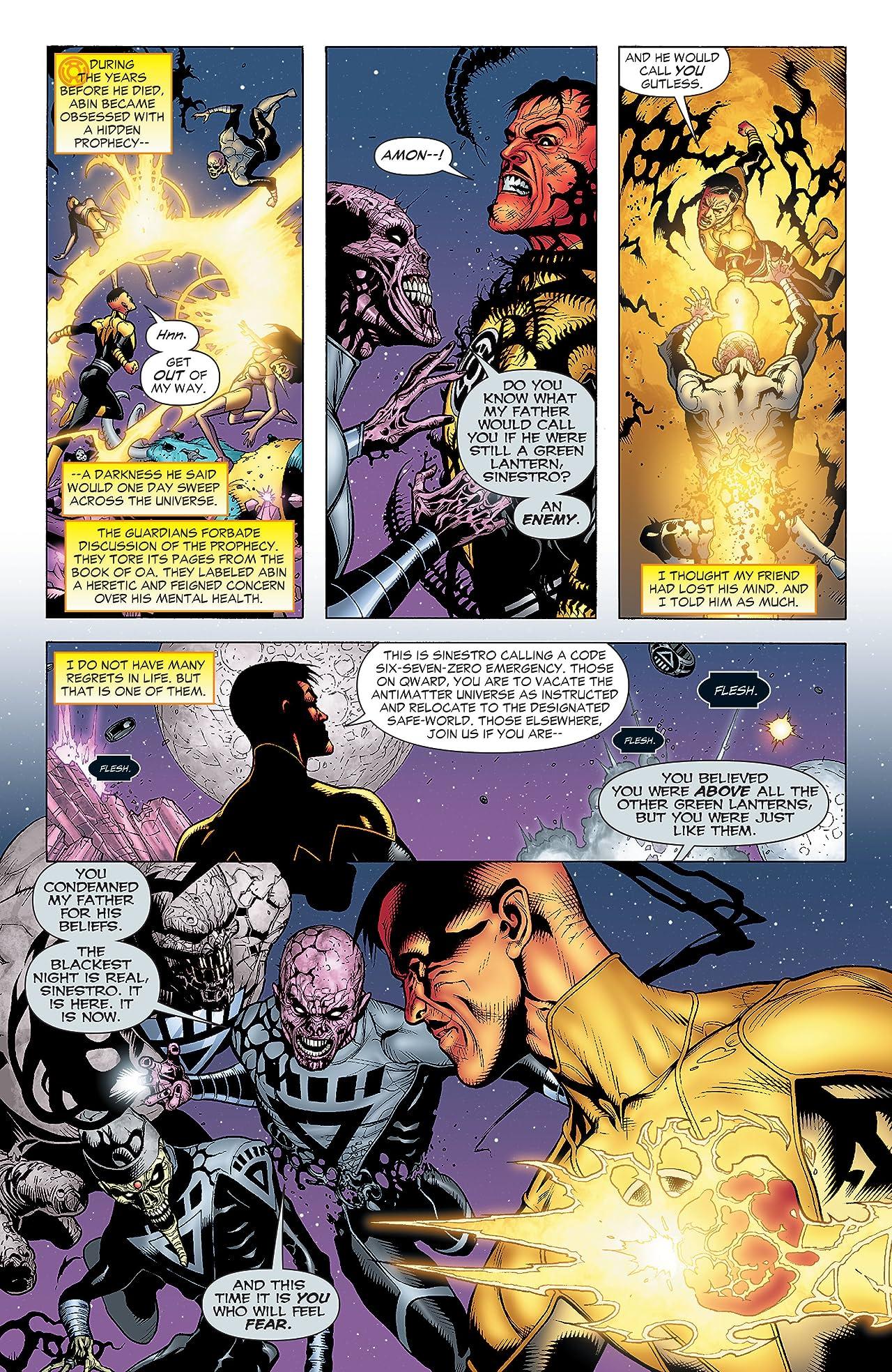 Green Lantern (2005-2011) #46