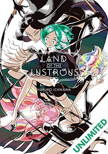 Land of the Lustrous Vol. 1