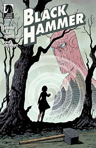 Black Hammer No.11