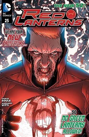 Red Lanterns (2011-2015) #25
