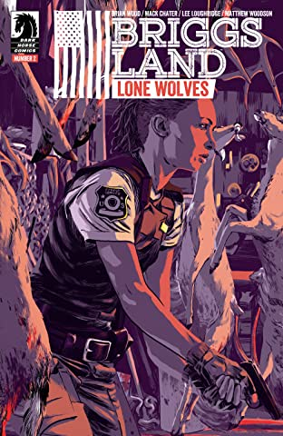 Briggs Land: Lone Wolves No.2