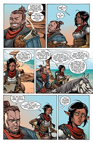 Dragon Age: Knight Errant #3