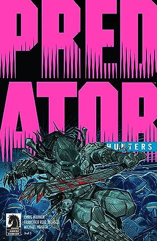 Predator: Hunters No.3
