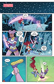 Zodiac Starforce: Cries of the Fire Prince #1