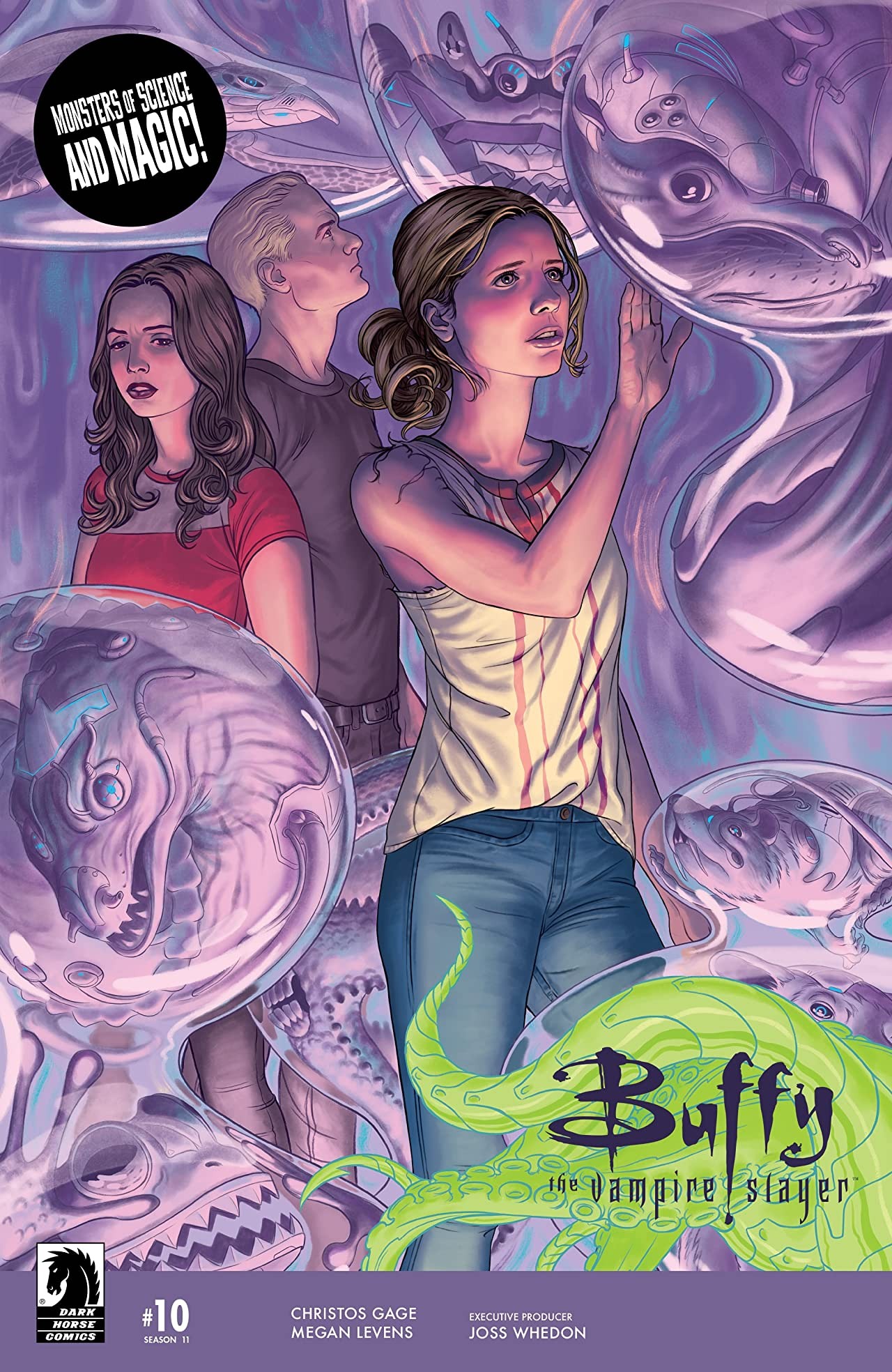 Buffy the Vampire Slayer: Season 11 #10