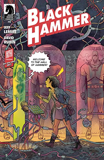 Black Hammer No.12