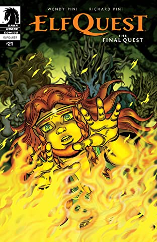 Elfquest: The Final Quest No.21