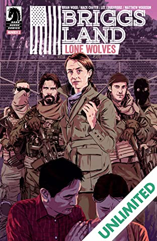 Briggs Land: Lone Wolves #3
