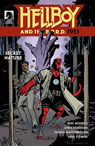 Hellboy and the B.P.R.D.: 1955-- Secret Nature