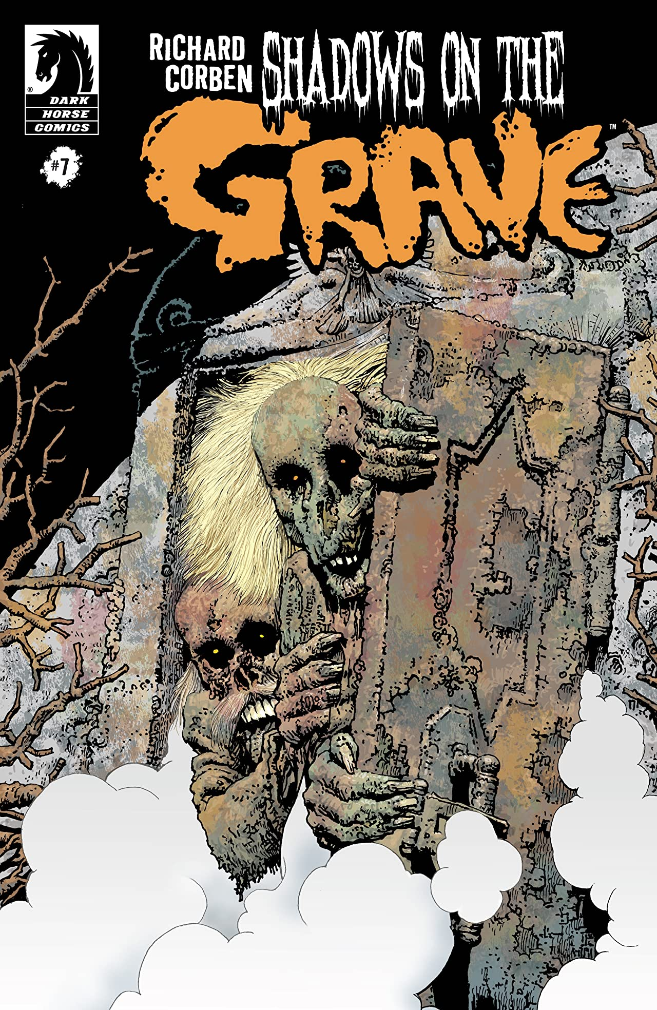 Shadows on the Grave #7